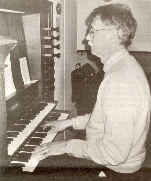 Het orgel en zijn bespeler (3): Nico van Vliet