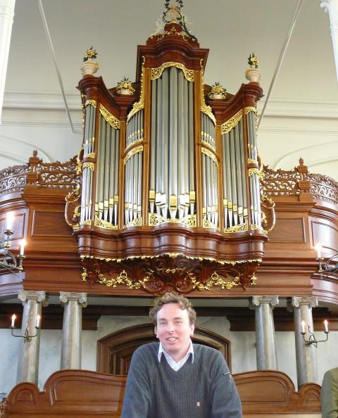 Het orgel en zijn bespeler (2): Peter Kuijt