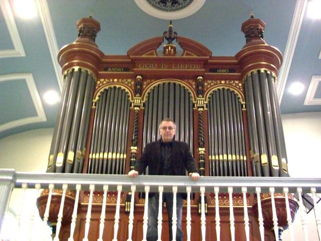 Het orgel en zijn bespeler (4): Bert Geleijnse