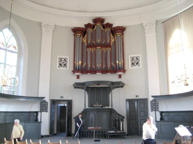 Het orgel en zijn bespeler (8): Folkert Binnema